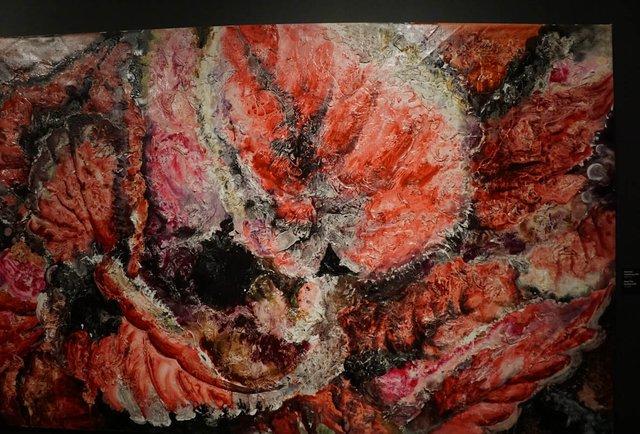 У Львові триває масштабна виставка творів Романа Жука