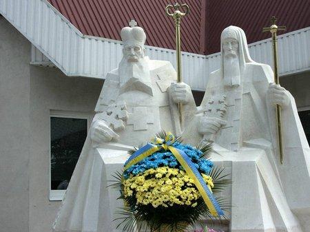 Братам Шептицьким відкрили пам'ятник на Львівщині