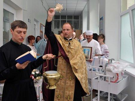 У Львові відкрили відділення інтенсивної терапії