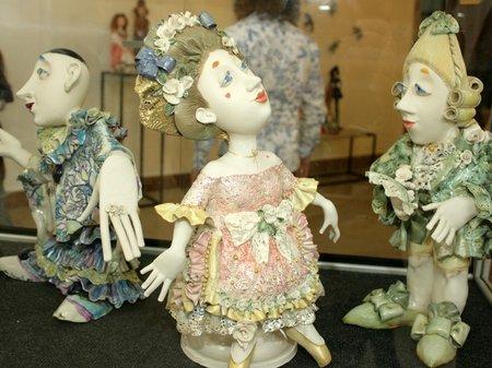 У Львові можна переглянути ляльковий світ «LADY & TEDDY»
