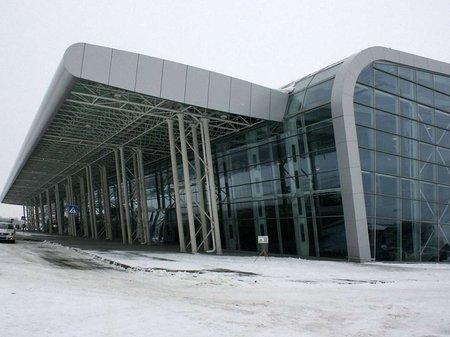 Термінал аеропорту «Львів» здано у тестову експлуатацію