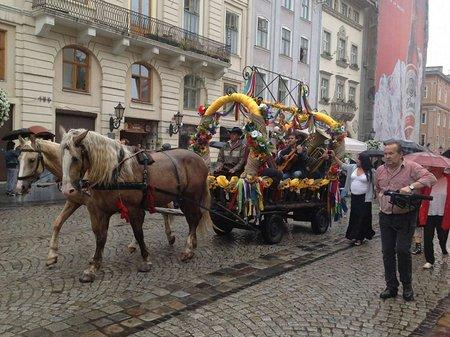 У Львові відбувся фестиваль єврейської музики