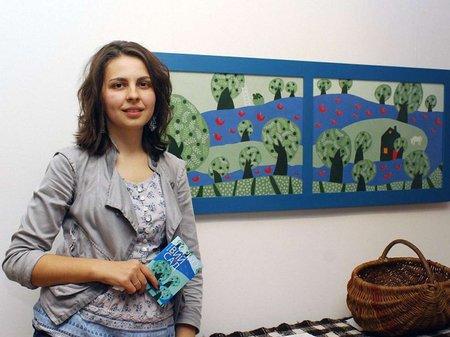 Ірина Мориквас представила у Львові «Горіховий сад»