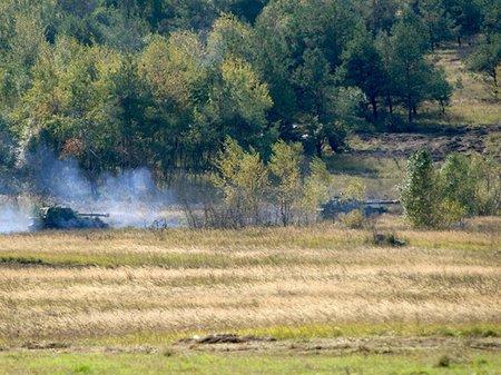 Як Янукович запускав протитанкові ракети (фото)