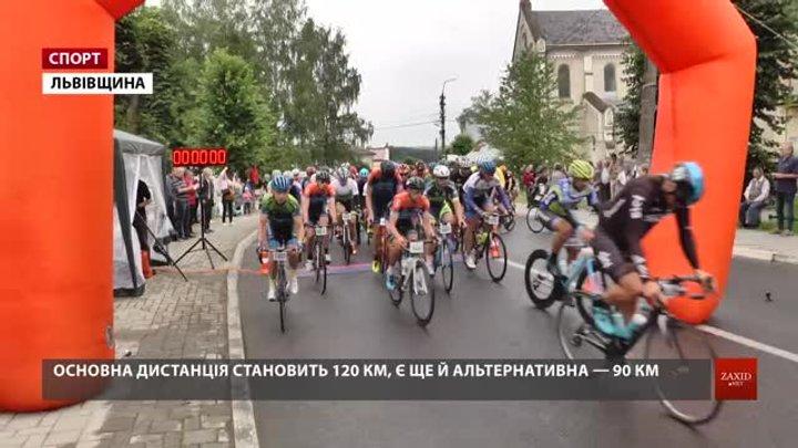 На Львівщині визначили найшвидшого велосипедиста у гірських перегонах на 120 км