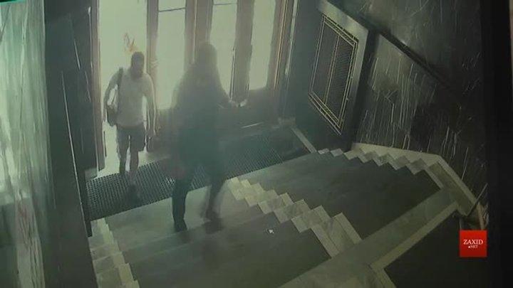 Люди, які напали на палац культури у Львові, «засвітились» на відео з камер спостереження
