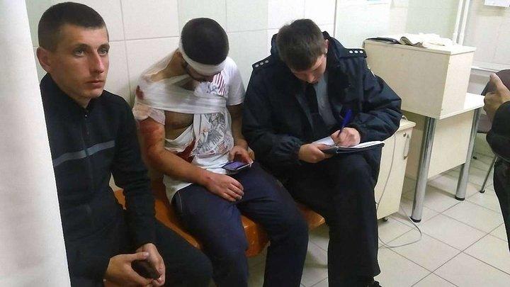 «Національний корпус» відмежувався від нападу на анархістів у Львові