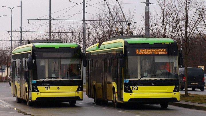 Львівська міськрада погодила отримання кредиту ЄБРР на 50 нових тролейбусів та ремонт депо