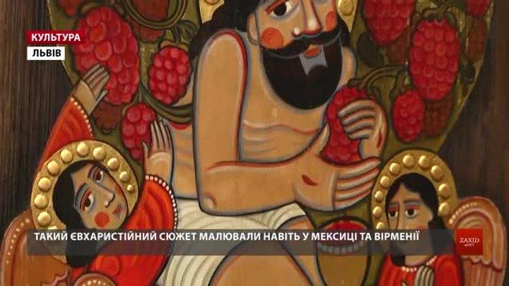 З пленеру у Польщі львівські іконописці привезли сучасну виставку «Час життя/Час смерті»