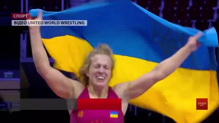 Борчиня Алла Черкасова – найкраща спортсменка місяця у Львові та в Україні