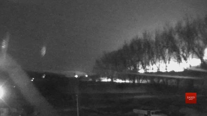 Біля Грибовицького полігону тричі за тиждень фіксують підпали сухостою