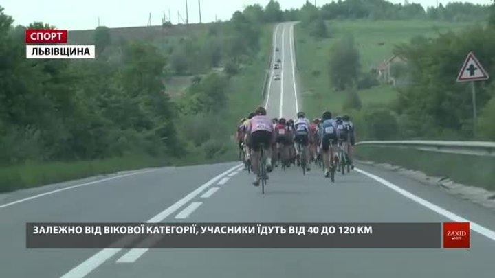 На Львівщині відбулася багатоденна шосейна велогонка «XI Тур Галичини»