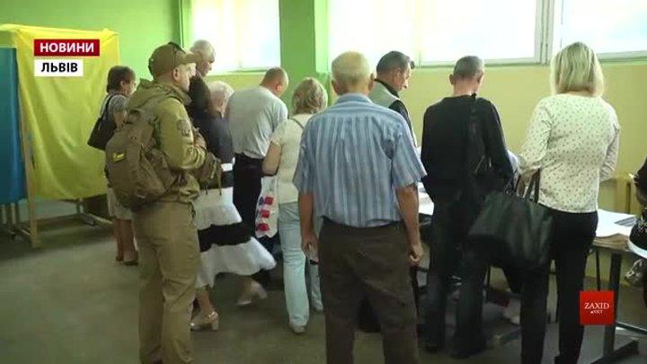 Виборці у Львові розповіли, чого очікують від нового парламенту