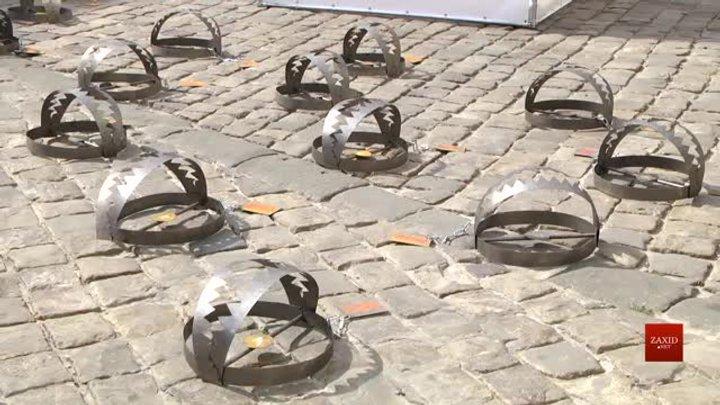 У Львові родичі полонених розповіли історії бранців Кремля