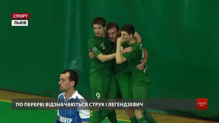 Львівська футзальна «Енергія» здолала одеський «Епіцентр К Авангард» із рахунком 3:1