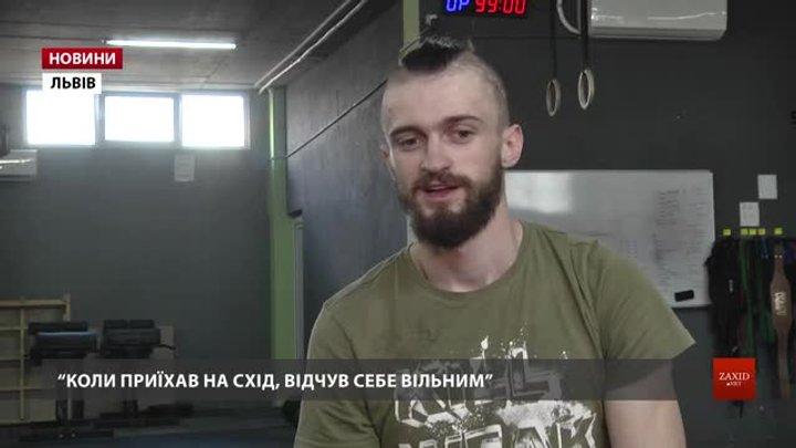 Після важкого поранення в голову боєць «Азова» готується до міжнародних Ігор Нескорених