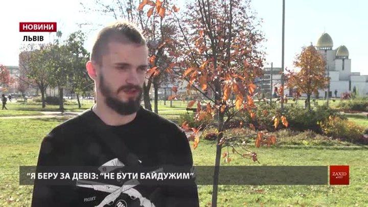 Ветеран АТО розповів обставини затримання озброєного грабіжника на Сихові