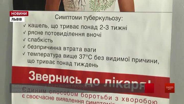 У львівській школі, де у вчительки виявили відкриту форму туберкульозу, проводять дезінфекцію