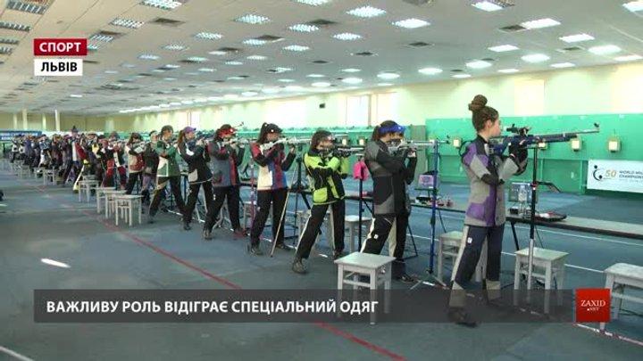 У Львові «снайпери» відточують майстерність перед чемпіонатом Європи