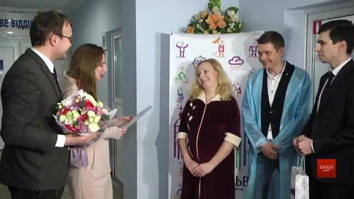 У трьох львівських пологових будинках офіційно запрацював сервіс «єМалятко»