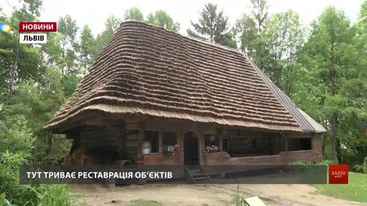 Два львівські музеї просто неба відчинені у парковому режимі і відновили екскурсії