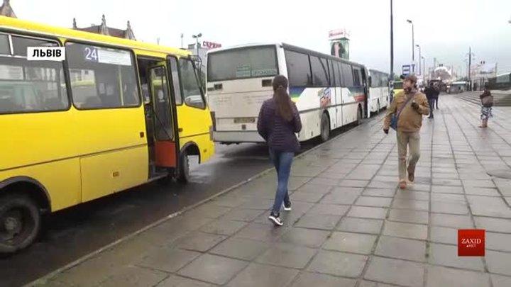 Перевізники Львівщини заявили про критичну нестачу водіїв