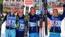 Жіноча збірна України з біатлону завоювала золото в естафеті у Рупольдингу