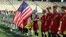 На «Арені Львів» відбувся товариський матч між юнацьким складом «Карпат» та футболістами зі США